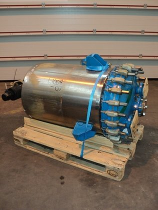 PFAUDLER VD250 APPROXIMATELY 250 LITRE