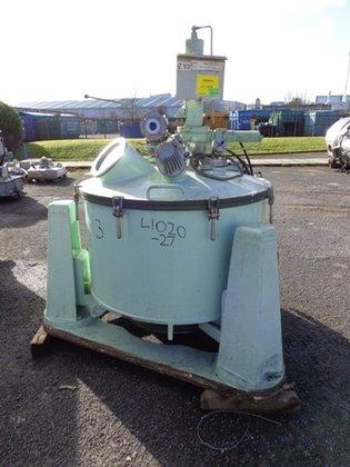FERRUM DSZ-UR 1000/500 316L STAINLESS