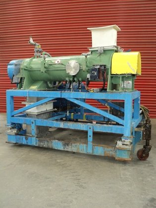 LODIGE CB30P Stainless Steel Continuous