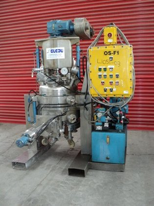 ML250 Stainless Steel Filter/Dryer GUEDU