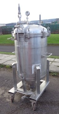 LAMA INOX APPROXIMATELY 500 LITRE