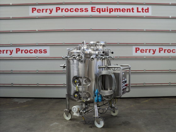 SAPPHIRE ENGINEERING APPROXIMATELY 600 LITRE