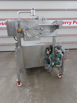 FITZMILL FITZPATRICK VFS D6A STAINLESS
