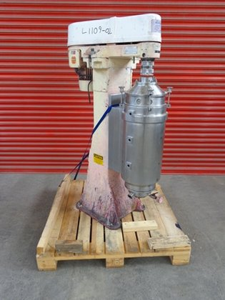 ALFA LAVAL AS26VB 316 Stainless