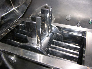 FITZMILL D6A. STAINLESS STEEL CONSTRUCTION.