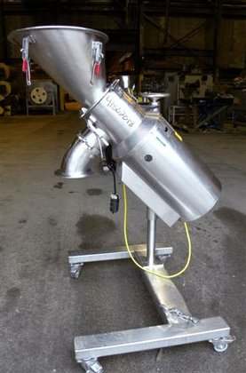 GLATT TR160-02X 316 Stainless Steel