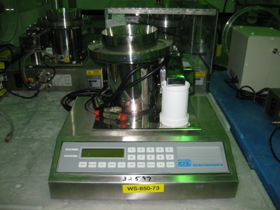 265/6 CI ELECTRONICS CHECKWEIGHER in