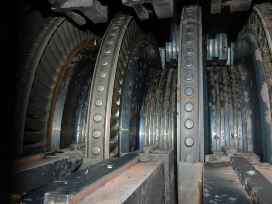 SIEMENS U Turbo-Generator Turbine Nominal