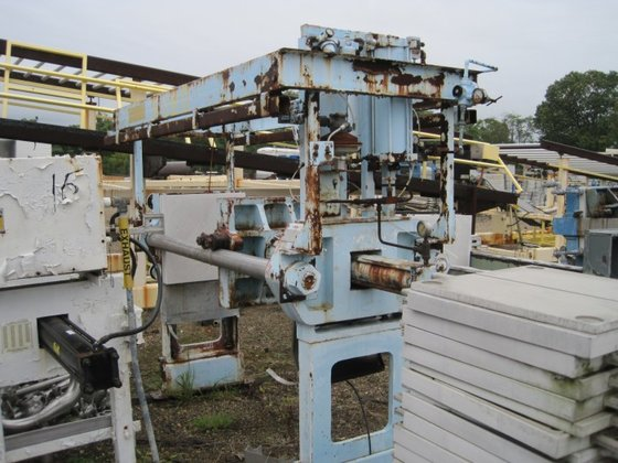 AHCP Recessed Filter Press SPERRY