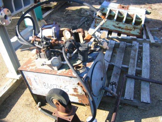 800-2273-D1-576 PP/D-20-D Filter Press HOESCH