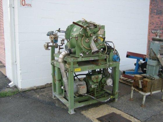 KRAUSS-MAFFEI HZ40SI Peeler Centrifuge STAINLESS