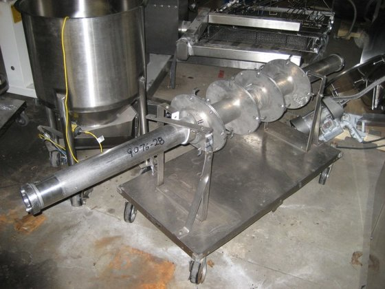 PATTERSON-KELLEY Stainless Steel Liquid Solids