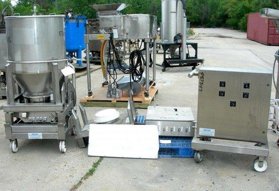 2004 Matcon IBC TRANSFER SYSTEM