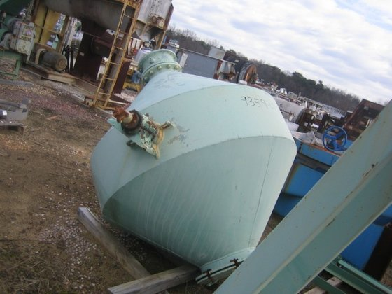 APPROXIMATELY 60 CUBIC FOOT STAINLESS