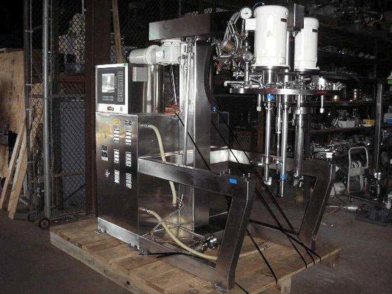 1993 FRYMA Stainless Steel Vacuum
