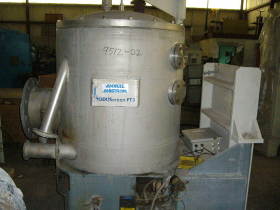 2000 ANDRITZ FT3 Stainless Steel