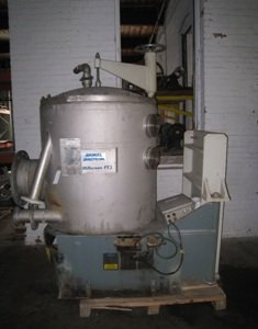 ANDRITZ FT3 Pressure Screen STAINLESS