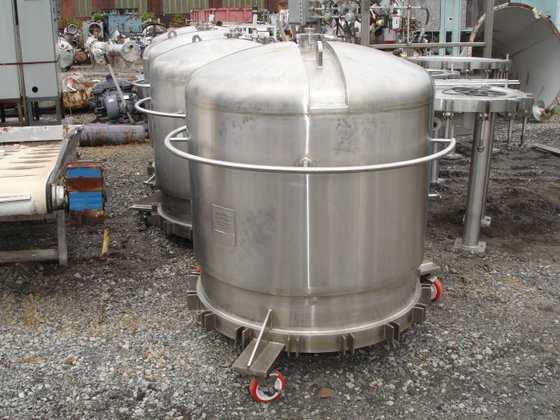 2000 STAINLESS FLUID PRODUCTS CARTRIDGE