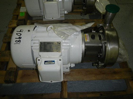 ALFA LAVAL 10 HP UNUSED