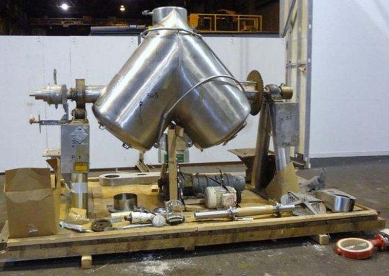 PATTERSON-KELLEY 316 Stainless Steel Twin