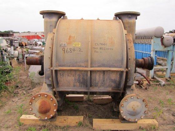 NASH CL9001 VACUUM PUMP. RATED