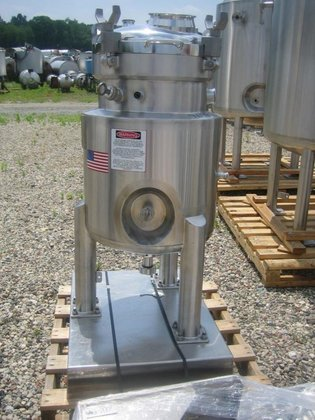 DCI APPROXIMATELY 60 LITER STAINLESS