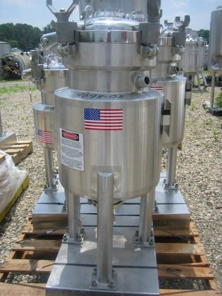 DCI APPROXIMATELY 50 LITER STAINLESS