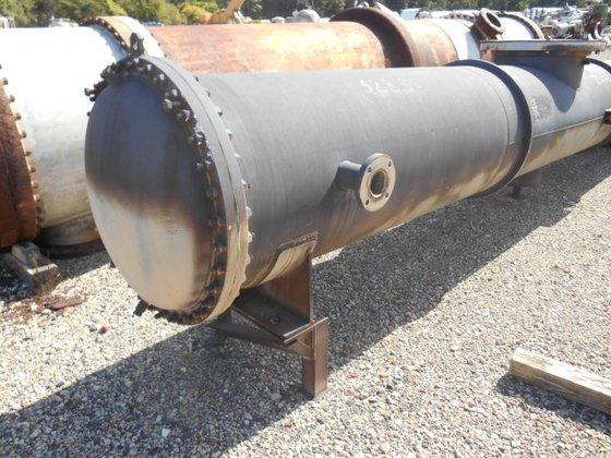 GRAHAM Manufacturing Horizontal Shell and