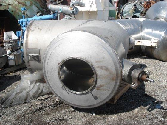 PATTERSON-KELLEY 304 Stainless Steel Twin
