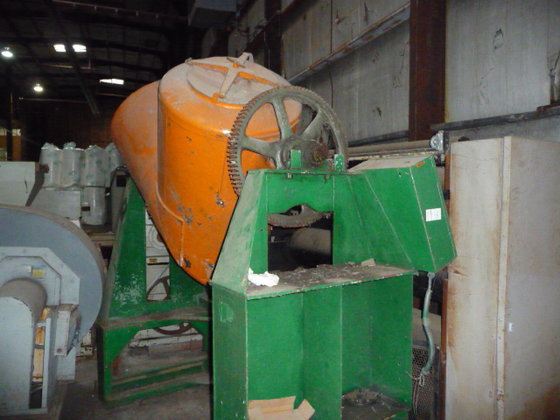 PATTERSON Kelly Stainless Steel Mixer