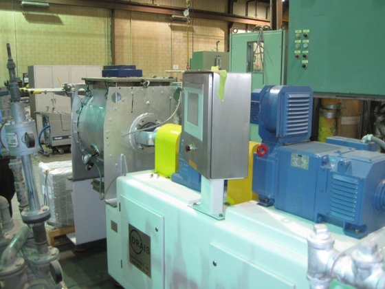 T50 Stainless Steel Mixer DRAISWERKE