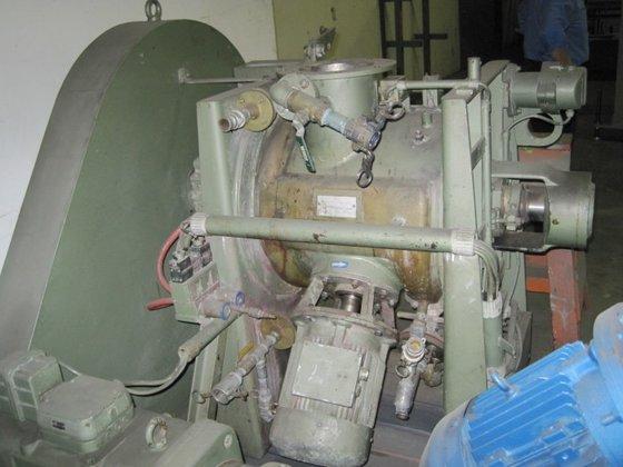 TS100 Turbulent Mixer DRAIS TYPE