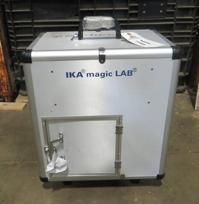 IKA MAGIC U078310 LAB MIXER.