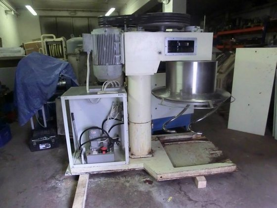 2000 TOPOS T-750 STAINLESS STEEL