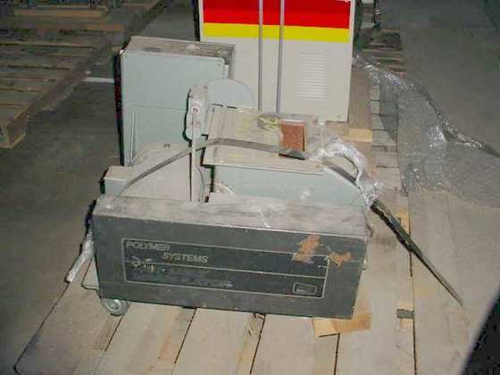 HM-W88 Hot Melt Granulator POLYMER