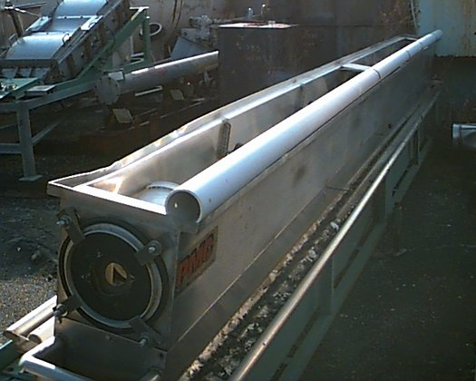 20 FOOT PMC STAINLESS STEEL