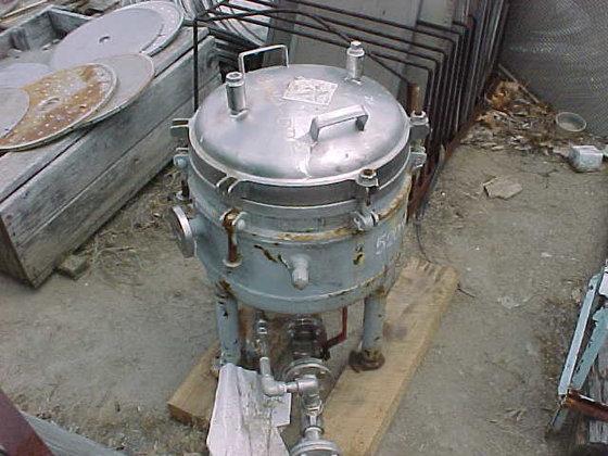 14-D-4 316 SS SPARKLER PRESSURE