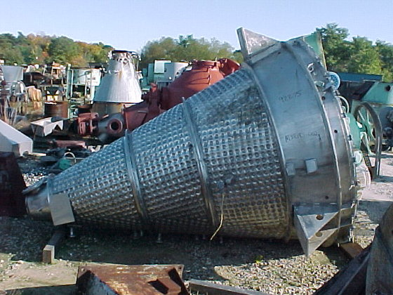 FB-13 316 Stainlss Steel Nauta