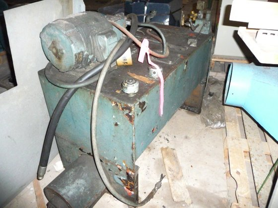 MACMILLAN HYDRAULIC POWER PACK WITH