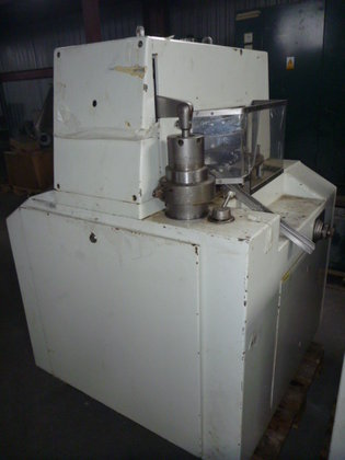 rotary tablet press made in
