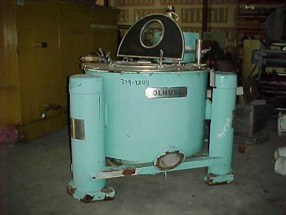 TOLHURST 316 Stainless Steel Semi-Automatic