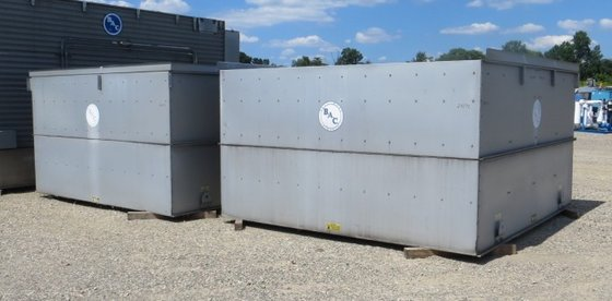 1992 BAC COOLING TOWERS, VT1-680-PMC