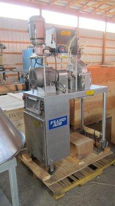FLUID AIR 003 Stainless Steel