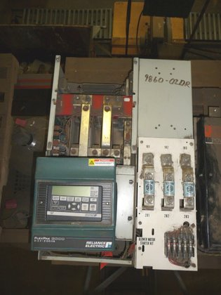 RELIANCE FLEXPAK-3000 US DRIVE CONTROLLER.