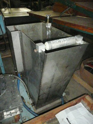 APPROXIMATELY 3 FOOT LONG STAINLESS