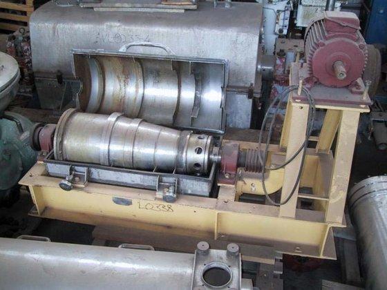 DE LAVAL NX214-31B Decanter Centrifuge