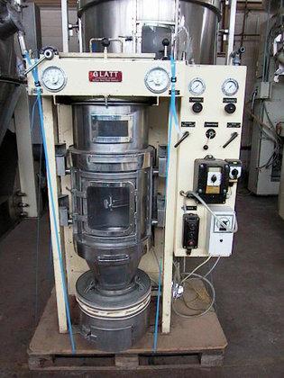 GLATT WSG 5 Stainless Steel