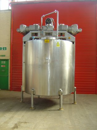 WILL FLOW CORP STAINLESS STEEL