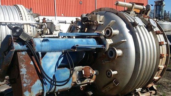 Rosenmund 316L Stainless Steel Filter/Dryer