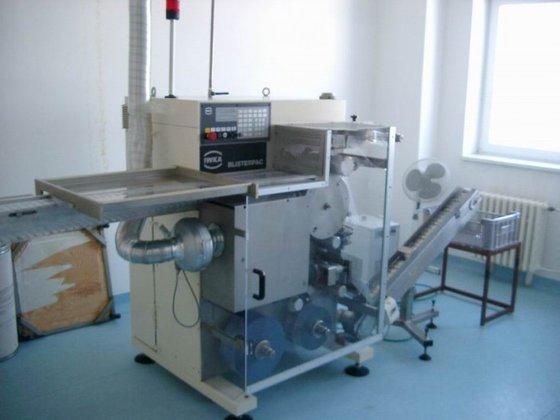 1999 IWKA BP100 BLISTER MACHINE